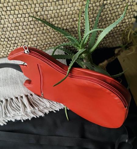 Krukrustudio Guitar Backpack