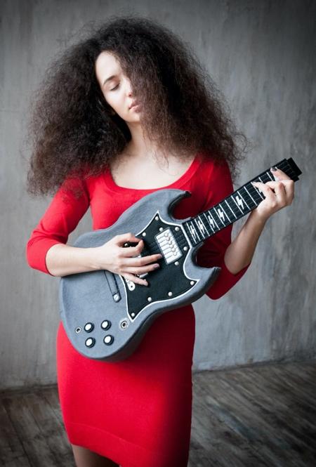 Krukrustudio Guitar Bag