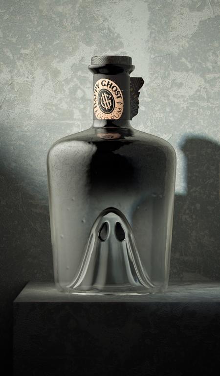 Ghost Bottle