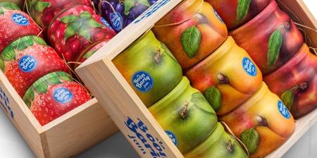 Fruit Jam Packaging