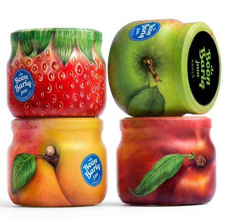 Creative Jam Packaging