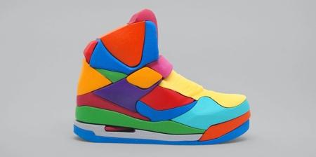 Air Jordan Shoes Puzzle