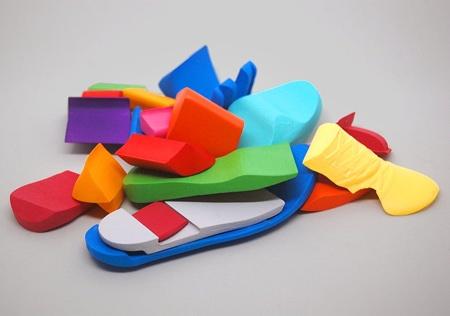 Jordan Nike Shoes Puzzle