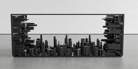 Metropolis Table