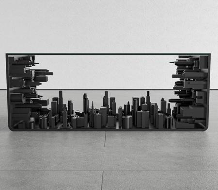 Mousarris Metropolis Table