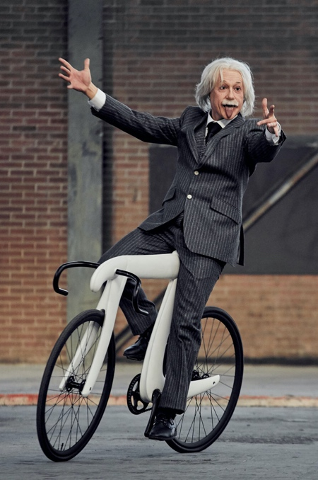 Albert Einstein Bicycle