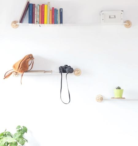 Tightrope Shelf