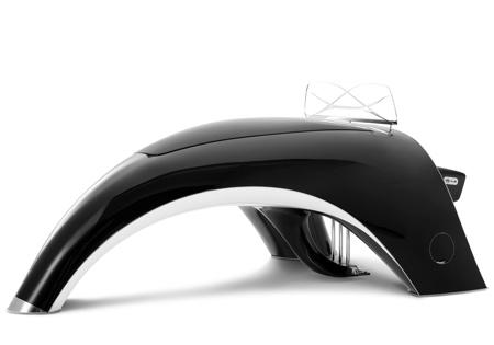 Black Whale Piano