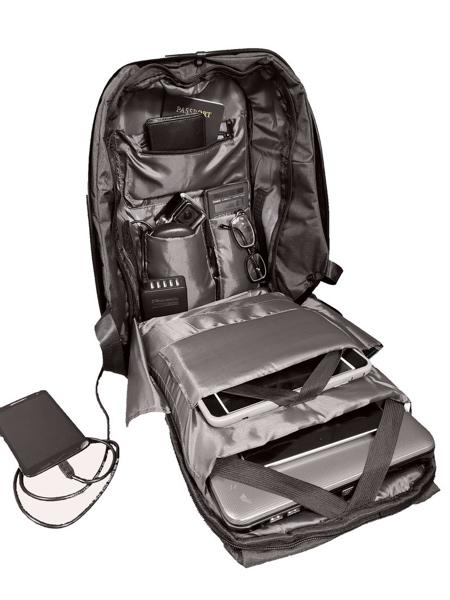 Hardshell Backpack
