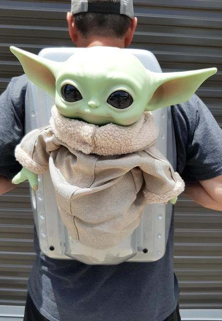 Mandalorian Backpack