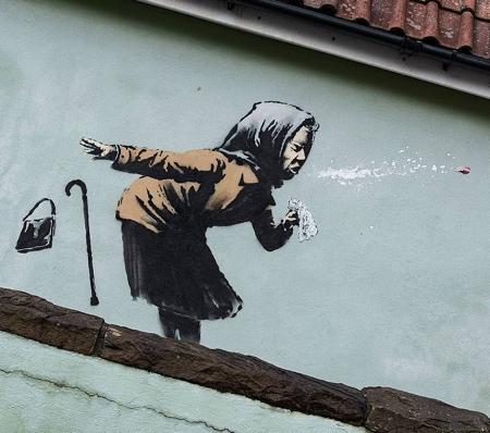 Banksy Aachho