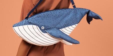 Blue Whale Bag