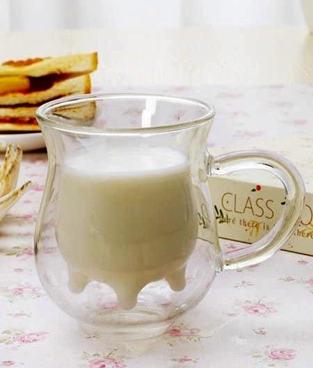 Calf and Half Coffee Milk
