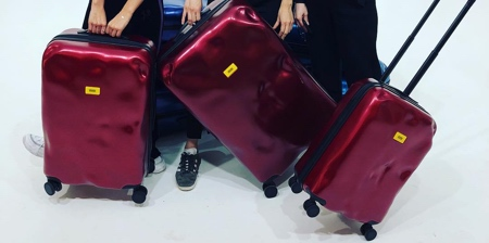 Crashed Baggage