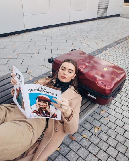Crashed Luggage