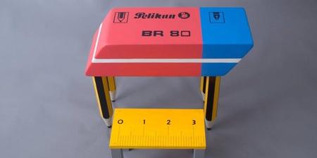 Eraser Desk