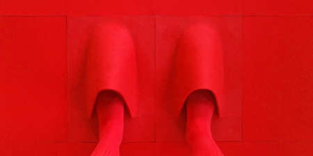 Floor Tile Shoes