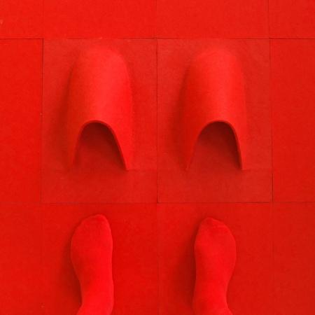 Jo Cope Floor Tile Shoes