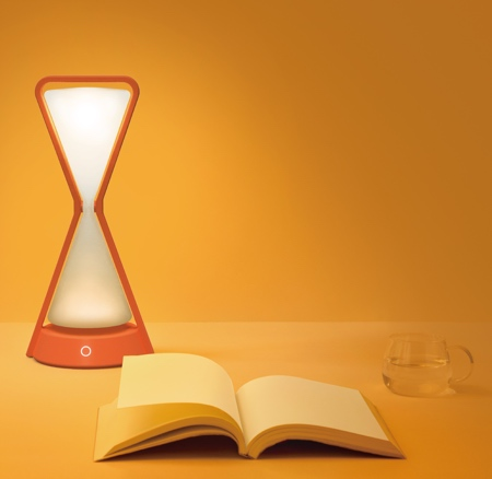 Time Machine Table Lamp