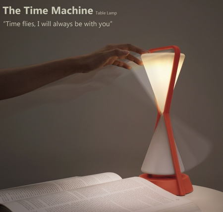 The Time Machine Table Lamp