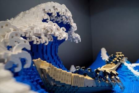 LEGO Great Wave off Kanagawa