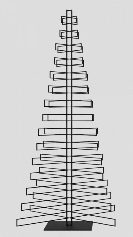 Minimal Christmas Tree