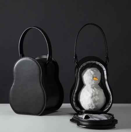 Snowman Handbag