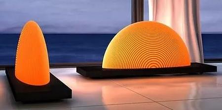 Sunrise Lamp