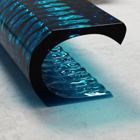 Ocean Wave Desk