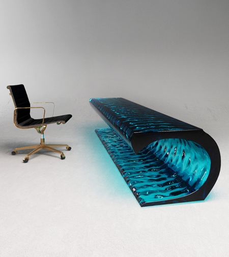 Lee Rowland Wave Table