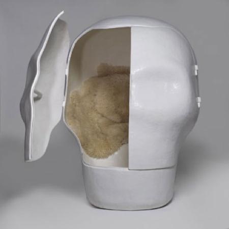 Atelier Van Lieshout Skull Chair
