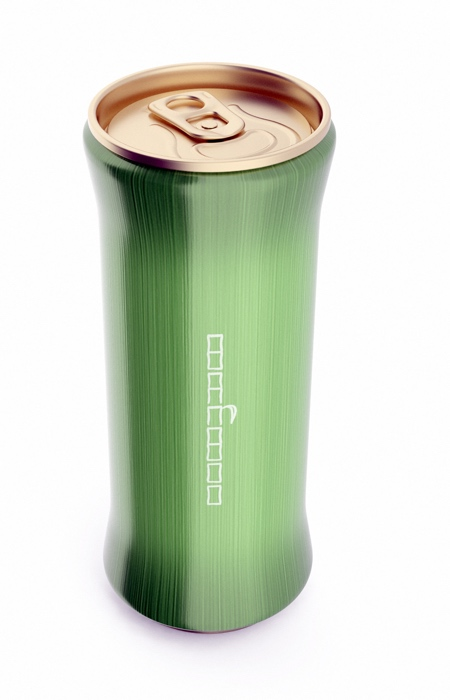 Bamboo Juice Can
