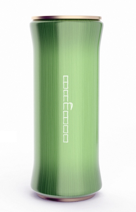 Bamboo Drink Packaging