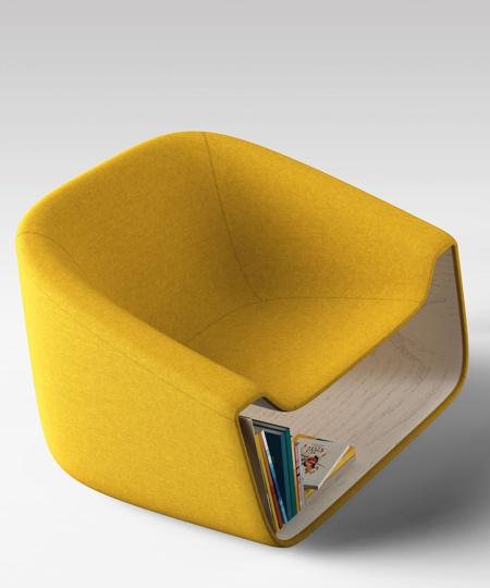 Wei He Conch Chair