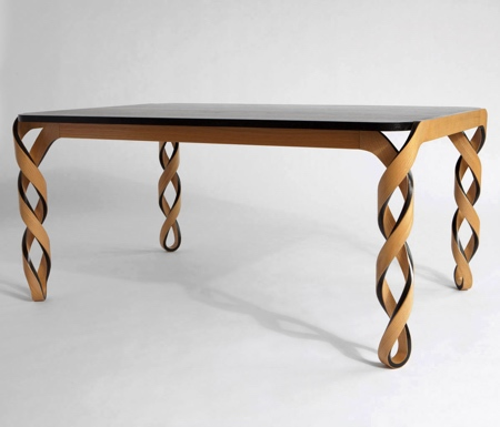 Twisted Legs Table