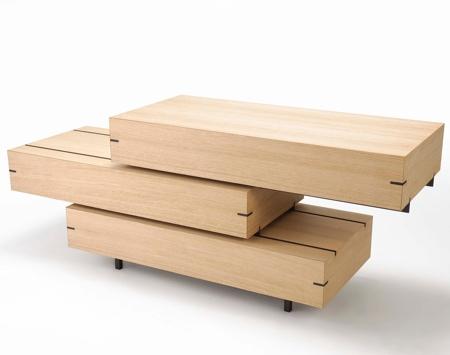 Keiji Ashizawa Drawer Shelf