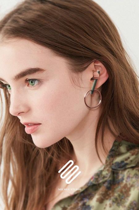 Earring Earphones
