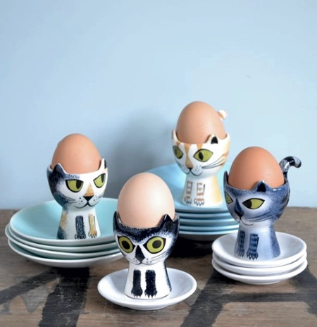 Boiled Egg Cup