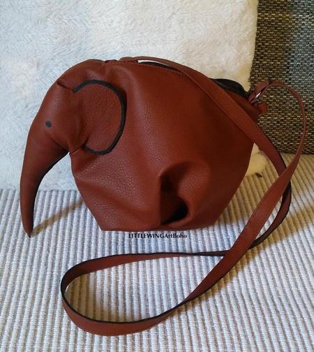 Miniature Elephant Handbag