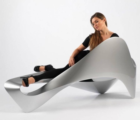 Daan Mulder Form Follows Function Sofa