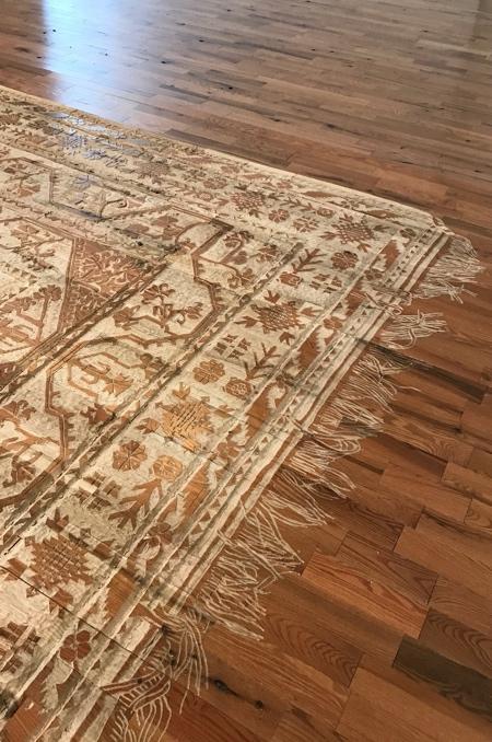 Carved Carpet