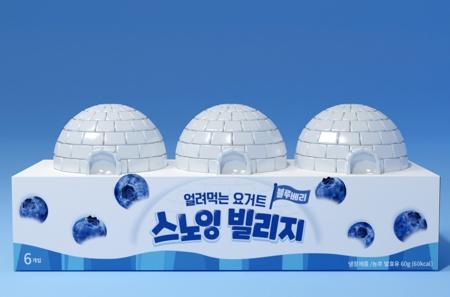 Igloo Yogurt Packaging