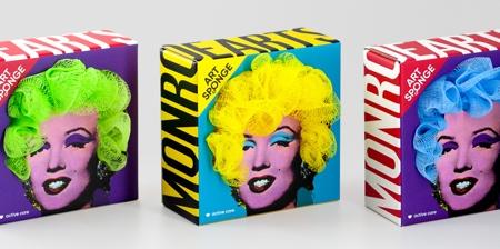 Marilyn Monroe Sponge