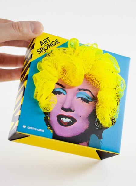 Sponge Packaging