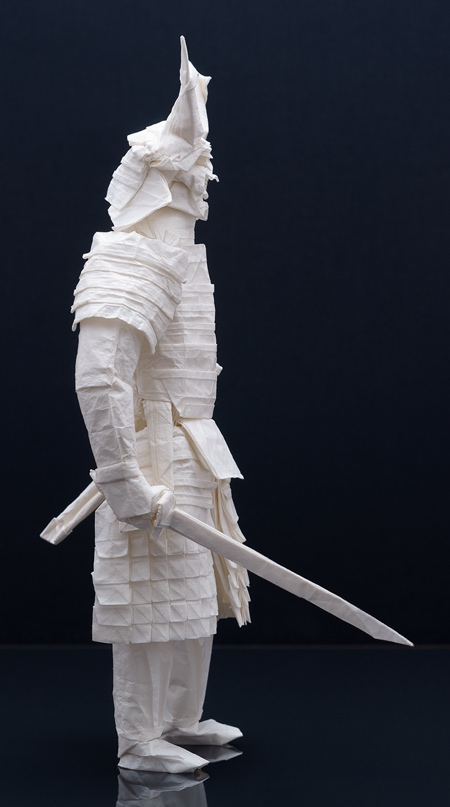 Origami Samurai