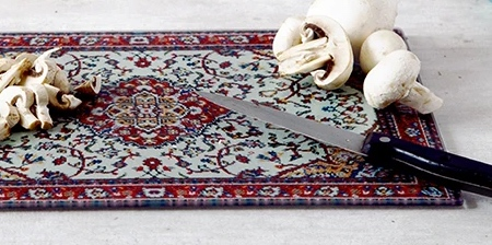 Persian Rug Cutting Board