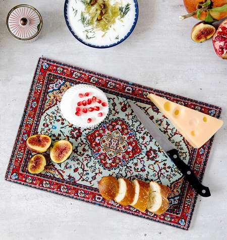 Magic Carpet Cutting Board
