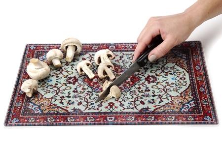 Carpet Cutting Board