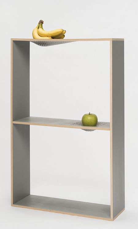Flexible Bookshelf