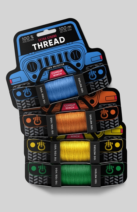 Threads Packaging